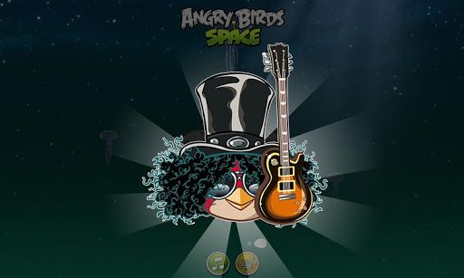 Angry Birds Space Android Slash 1