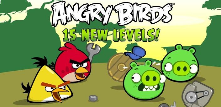 Angry Birds bad piggies update 5