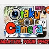 """Descarga Cámara Otaku y """"Mangatiza"""" tus fotos"""