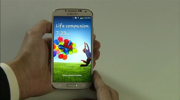 Samsung Galaxy S4 vendrá con Swiftkey por defecto
