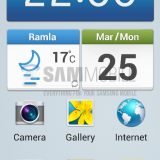Galaxy S4 Easy Mode-