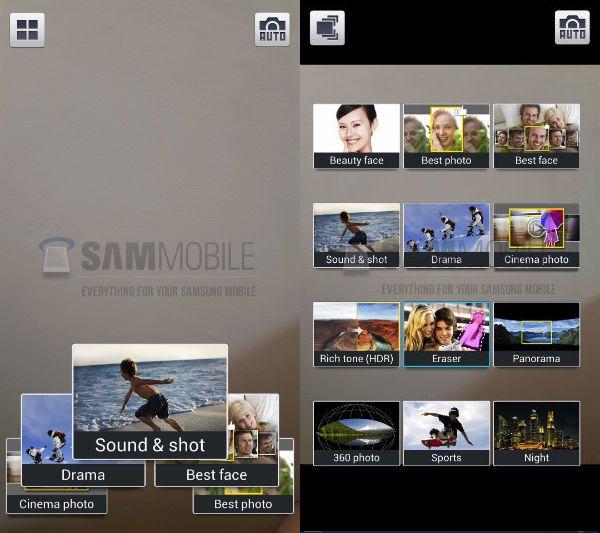 Galaxy S4 Galeria