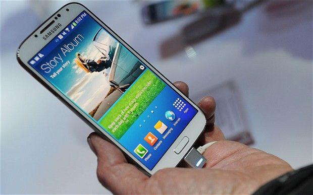 Galaxy S4 HTC
