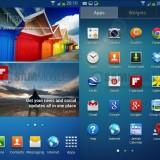 Galaxy S4 Interfaz