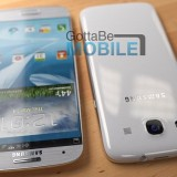 Galaxy S4 Render