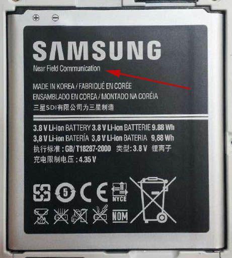 Galaxy S4 bateria