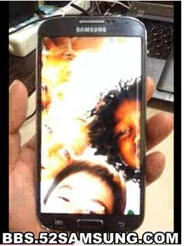 Galaxy S4 video