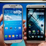 Galaxy S4 vs HTC One