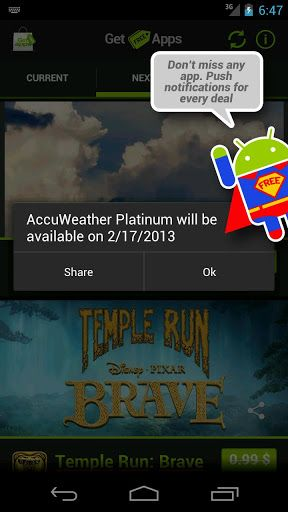 Get Free Apps Android 5