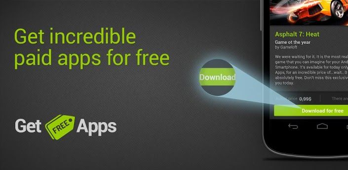 Get Free Apps