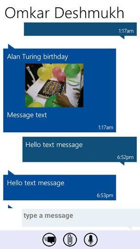 Messaging 7 4