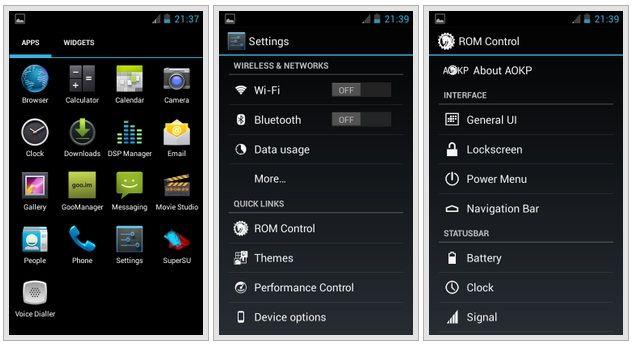 RootBox Galaxy S