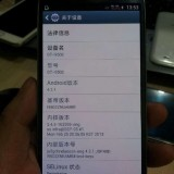 Samsung Galaxy S4 chino-5