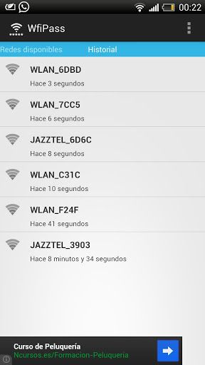 Wifi Pass-