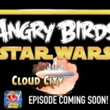Cloud City, nuevo episodio de Angry Birds: Star Wars