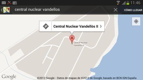 censurar Google Maps