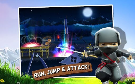 mini ninjas android game 1