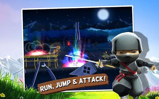 mini ninjas android game 1