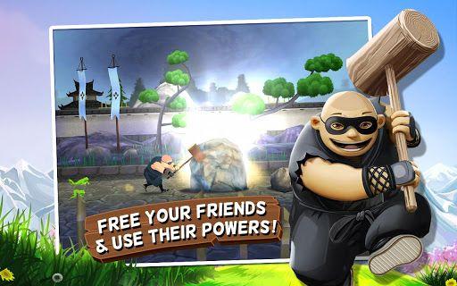 mini ninjas android game 2