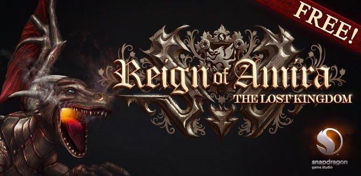 reign of amira