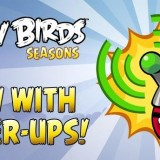 Angry Birds Seasons se actualiza con nuevos niveles y power-ups