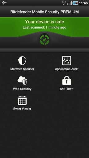 Bitdefender Android 1
