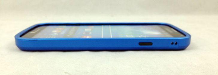 Galaxy S4 carcasa metalica-