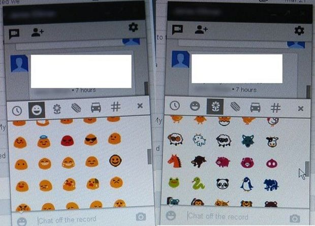 Google Babel Emoji