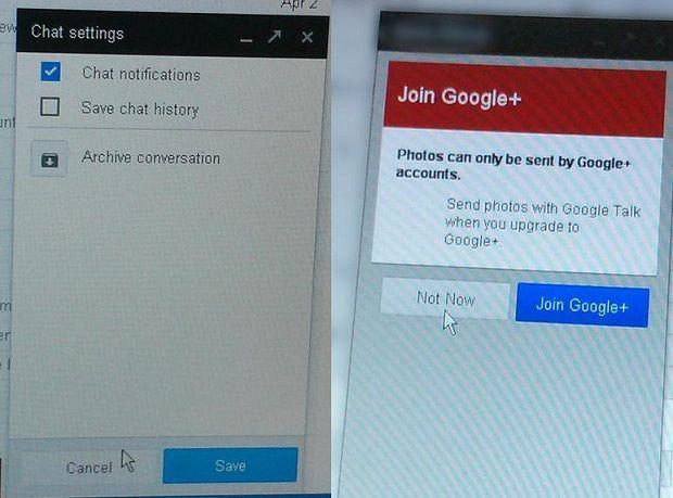Google Babel Google Plus