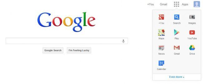 Google Cajon de Apps