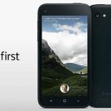 Facebook presentó el HTC First, el esperado Facebook Phone