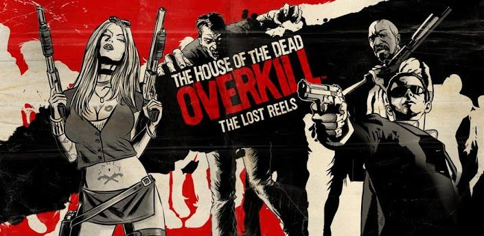 House of the Dead Overkill