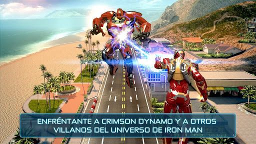 Iron Man 3-4