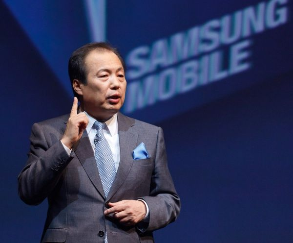 JK Shin Samsung