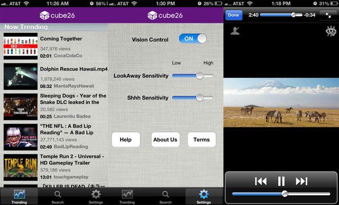 LookAway iPhone 5