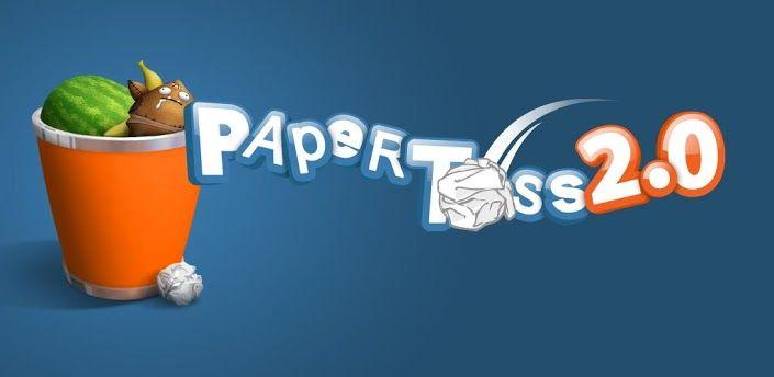 Paper Toss 20