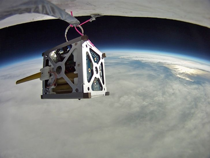 Phonesat Orbita
