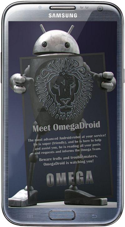 ROM Omega Galaxy S4-3