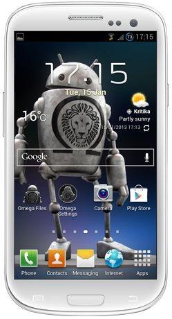 ROM Omega Galaxy S4