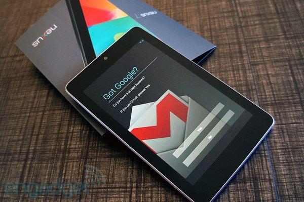Sucesor Nexus 7