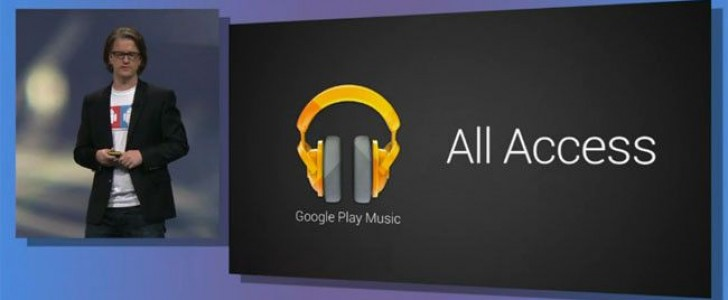 All Access, nuevo servicio de musica para Google Play Music