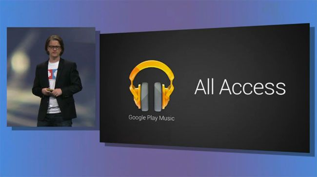 All Access Google Music
