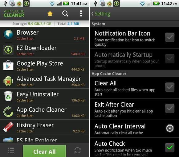 App Cache Cleaner 1