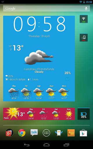Beautiful Widgets Free-2