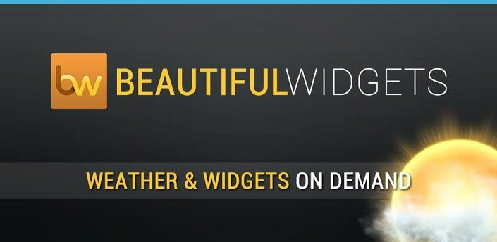 Beautiful Widgets Free