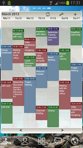 Business Calendar-