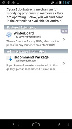 Cydia Android-