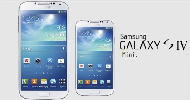 Galaxy S4 Mini-8