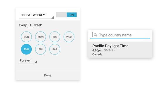 Google Calendar Zona Horaria