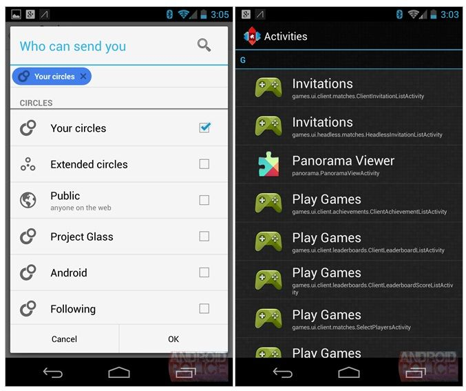 Google Play Games-